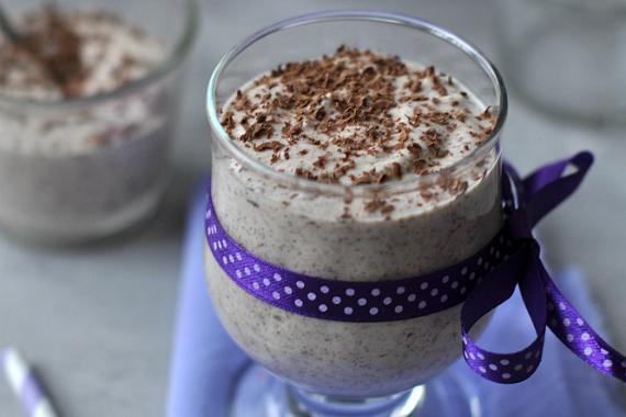 csokis joghurthab