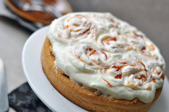 lekvaros torta