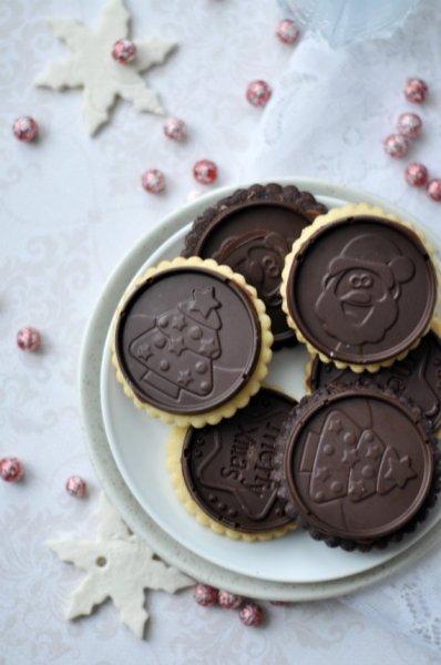 csokis keksz nutellaval allo