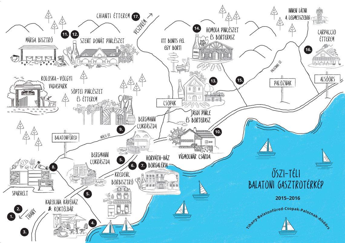 5 dolog, ami miatt télen is érdemes a Balatonhoz utazni