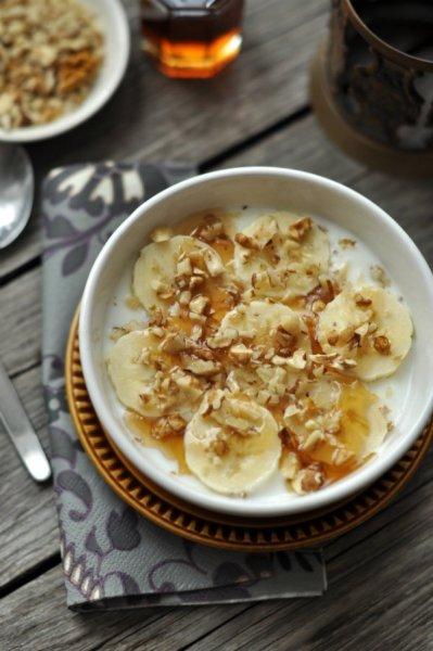 bananos reggeli