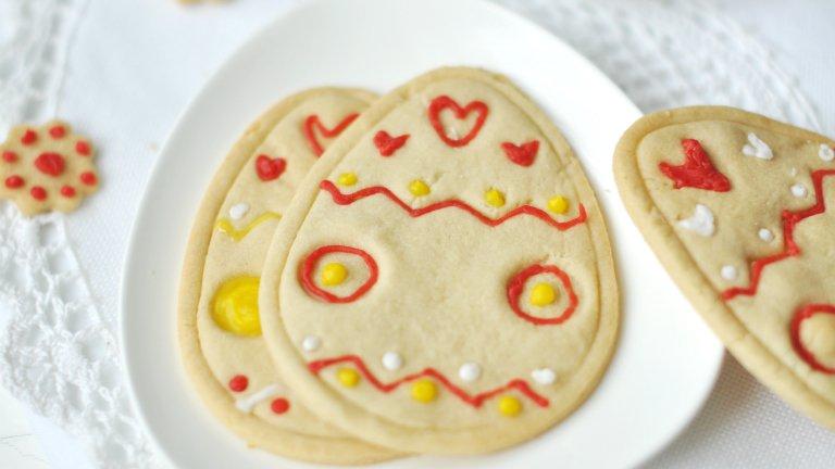 Díszítsünk húsvéti kekszeket! Morzsa sem fog maradni belőle