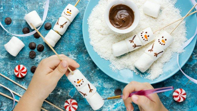 Karácsonyi készülődés a gyerekekkel: móka a konyhában
