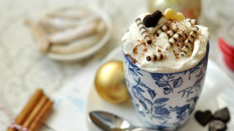 A tél kedvenc itala: fűszeres forrócsoki